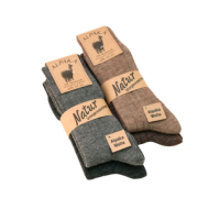 Alpaka sokker